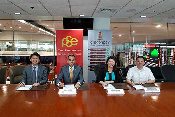 Philippine Stock Exchange now accepts online payments via Dragonpay