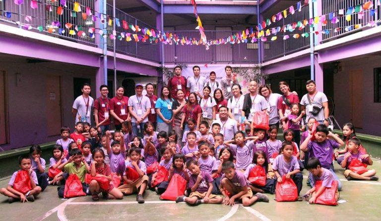 Dragonpay holds kiddie outreach program
