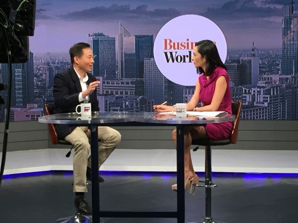Dragonpay COO Robertson Chiang on Business World Live