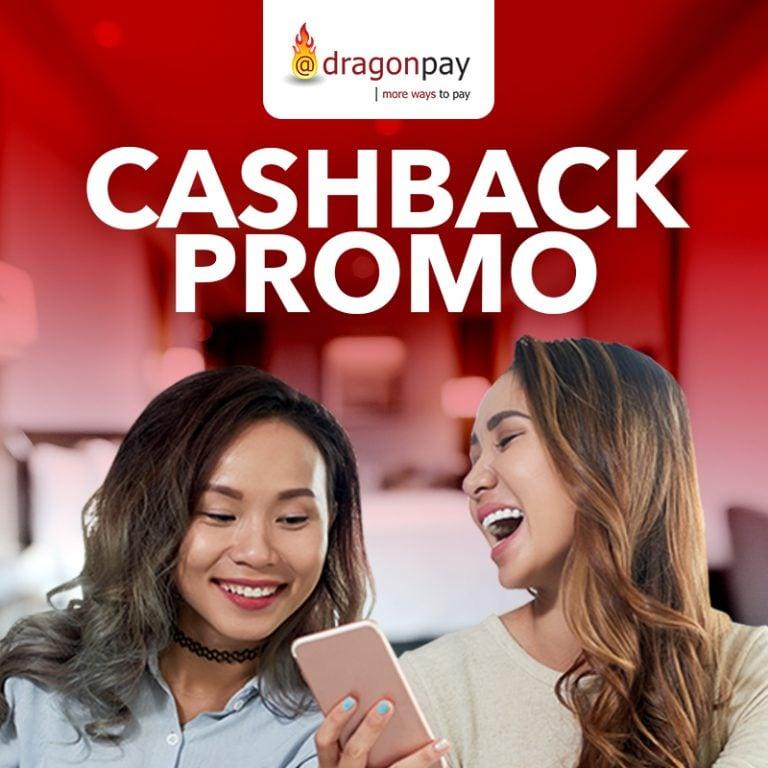 Dragonpay cashback promo