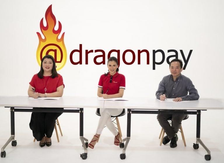 Dragonpay signing with Alex Gonzaga