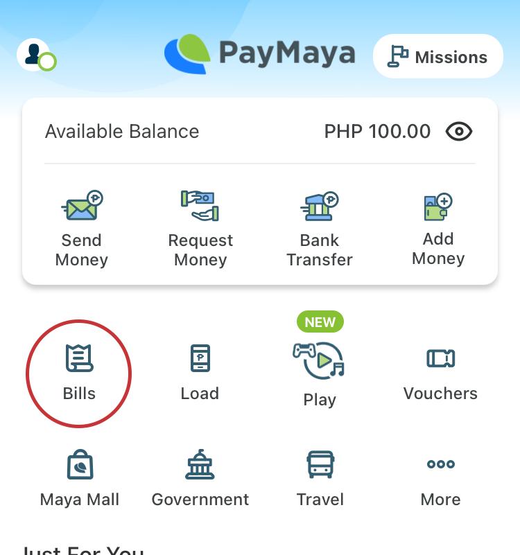 Pay via Paymaya - Step 4