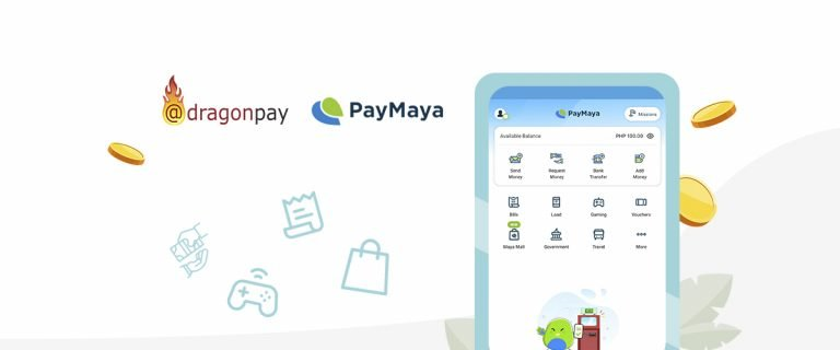 Dragonpay Now Online with PayMaya