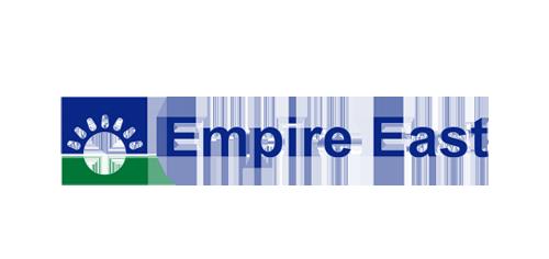 Empire east logo