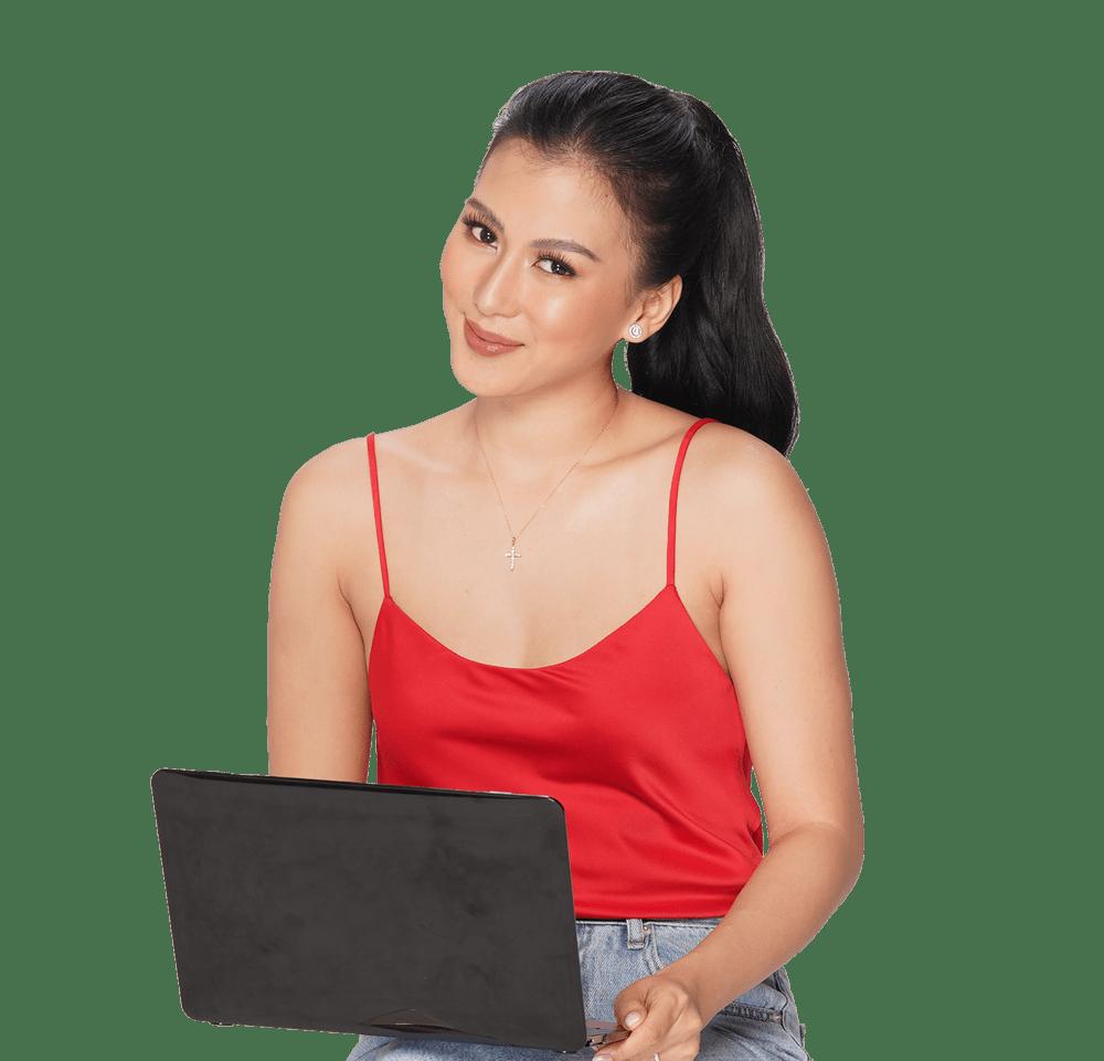 Alex Gonzaga - Dragonpay brand ambassador