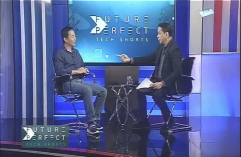 Dragonpay COO Robertson Chiang on Future Perfect: Tech Shorts