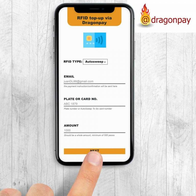 Dragonpay launches RFID payment portal for EasyTrip and AutoSweep